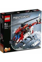 Lego Rescue Helicopter 42092