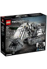 Lego Technic Excavadora Liebherr R 9800 42100
