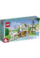 Lego Princesas Paseo en Carruaje de Cenicienta 41159
