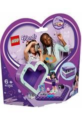 Lego Friends Boite Coeur de Emma 41355