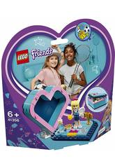Lego Friends Stephanies Herzbox 41356