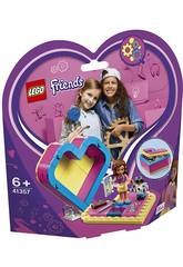 Lego Friends Olivias Herzbox 41357