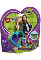 Lego Friends Caja Corazón de Mia 41358