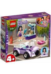 Lego Friends Clinique Vétérinaire Mobile de Emma 41360