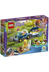 Lego Friends Il Buggy con rimorchio di Stephanie 41364