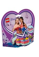 Lego Friends Caja Corazón de Verano de Emma 41385