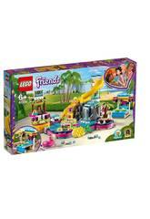 Lego Friends Soirée Piscine d'Andrea 41374