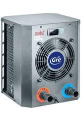 Mini-Wärmepumpe für erhöhte Pools bis zu 20.000 L Gre HPM20