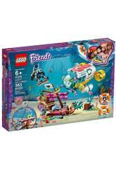 Lego Friends Misión de Rescate Delfines 41378