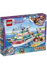 Lego Friends Bateau de Sauvetage 41381