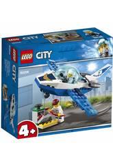 Lego City Luftpolizei Flugzeugpatrouille 60206
