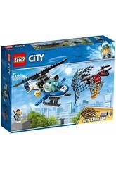 Lego City Luftpolizei Jagd nach dem Drohnen 60207