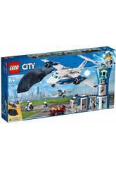 Lego City Policía Aérea Base de Operaciones 60210