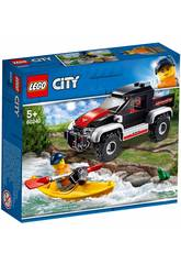 Lego City Aventura en Kayak 60240
