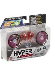 Hyper Cluster Starter Pack Bandai 42360