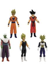 Dragon Ball Z Set Héroes Bandai 34500