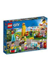 Lego City Pack de Minifigurines Foire 60234