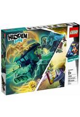 Lego Hidden Express Fantôme 70424
