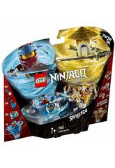 Lego Ninjago Spinjitzu Nya vs Wu 70663