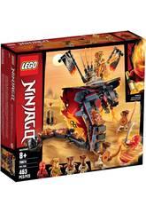Lego Ninjago Croc de Feu 70674