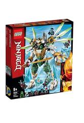 Lego Ninjago Titã Robô de Lloyd 70676