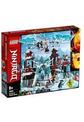 Lego Ninjago Festung im ewigen Eis 70678