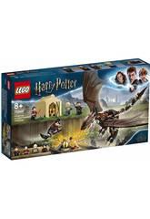 Lego Harry Potter Desafío de los Tres Magos Colacuerno Húngaro 75946
