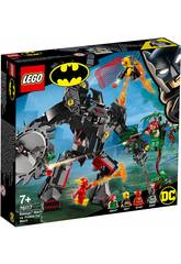 Lego Super Heroes Robot de Batman vs. Robot de Hiedra Venenosa 76117