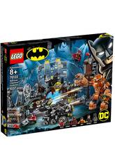 Lego Super Heroes Clayface™ Invasion in die Bathöhle 76122