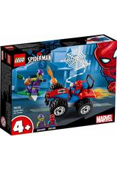 Lego Super Heroes Poursuite en Voiture de Spiderman 76133