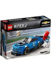 Lego Speed Champions Auto da corsa Chevrolet Camaro ZL1 75891