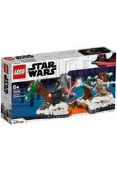 Lego Star Wars Duel dans la Base Starkiller 75236