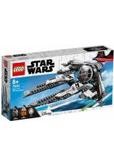 Lego Star Wars TIE Interceptor ? Allianz-Pilot 75242