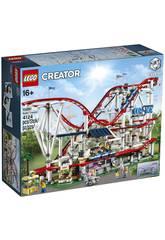 Lego Exklusiv Achterbahn 10261