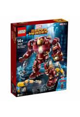 Lego Exclusivas Avengers Hulkbuster Edición Ultrón 76105
