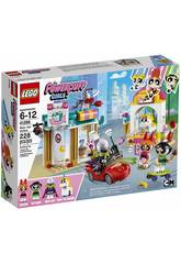 Die Powerpuff Girls Attacke gegeg Mojo Jojo 41288