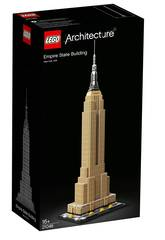 Lego Architecture Empire State Bulding 21046