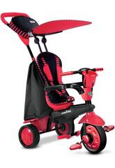 Tricycle SmartTrike Spark 4 En 1 Rouge 6751500