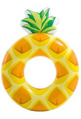 Salvagente Ananas 117x86 cm Intex 56266