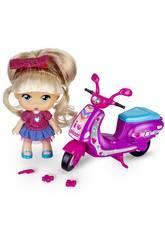 Barriguinhas Moto de Purpurine Famosa 700014934