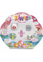 Ziwies Pack 5 Figurines Famosa 700014883