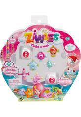 Ziwies Pack 8 Figure Famosa 700014604