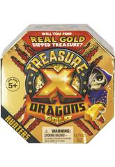 Treasure X Dragons Gold Cazadores Famosa 700015108