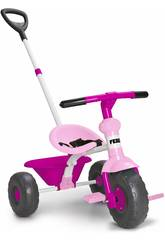 Triciclo Feber Baby Trike Pink Famosa 800012140