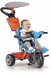 Triciclo Baby Plus Music Famosa 800012100