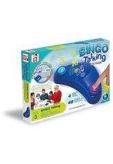 Bingo Electrónico Parlante Fábrica de Juguetes 22409