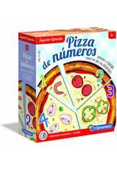Numeri?che pizza! Clementoni 55316