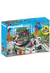 Playmobil Piste De Skate 70168