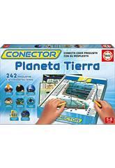 Connecteur Planète Terre Portugaise Educa 16384