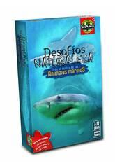 Bioviva Desafios da Natureza Animais Marinhos Asmodee DES01ES